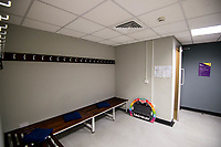 Officials room <br /> Re: Behind the Scenes Photographs at the Liberty Stadium ahead of and during the Premier League match between Swansea City and Bournemouth at the Liberty Stadium, Swansea, Wales, UK. Saturday 25 November 2017