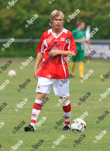 2010-06-21 / Voetbal / seizoen 2010-2011 / R. Antwerp FC / Jef Vogels..Foto: mpics