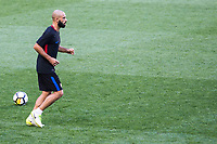 HARRISON, EUA, 21.07.2017 - BARCELONA-JUVENTUS -  Javier Mascherano do Barcelona durante treino um dia antes da partida contra a Juventus pela International Champions Cup na Red Bull Arena na cidade de Harrison nos Estados Unidos nesta sexta-feira, 21. (Foto: William Volcov/Brazil Photo Press)