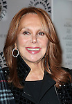 Marlo Thomas attends the 'Elaine Stritch: Shoot Me' screening at The Paley Center For Media on February 19, 2014 in New York City.