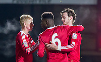 Reading U21 v Manchester United U21 - Premier U21 League - 11.01.2016