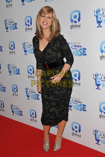 Kate Garraway attends the Global Radio's Make Some Noise Night Gala, Supernova, Embankment Gardens, London, England, UK, on Tuesday 24 November 2015. <br /> CAP/CAN<br /> &copy;CAN/Capital Pictures