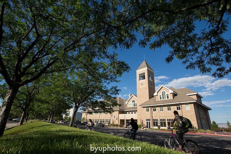 1208-104 044<br /> <br /> 1208-104 GCS Hinckley Alumni and Visitors Center<br /> <br /> 08 29,2012<br /> <br /> Jaren Wilkey/BYU<br /> <br /> &copy; BYU PHOTO 2012<br /> All Rights Reserved<br /> photo@byu.edu  (801)422-7322