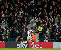 West Bromwich Albion's Matt Phillips celebrates scoring his side's second goal <br /> <br /> Photographer David Shipman/CameraSport<br /> <br /> The EFL Sky Bet Championship - West Bromwich Albion v Leeds United - Saturday 10th November 2018 - The Hawthorns - West Bromwich<br /> <br /> World Copyright © 2018 CameraSport. All rights reserved. 43 Linden Ave. Countesthorpe. Leicester. England. LE8 5PG - Tel: +44 (0) 116 277 4147 - admin@camerasport.com - www.camerasport.com