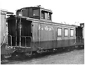 D&amp;RGW caboose #0574 in Alamosa.<br /> D&amp;RGW  Alamosa, CO  Taken by Payne, Andy M. - 6/3/1969