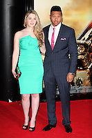 Franz Drameh  arriving at the premiere of 'Edge Of Tomorrow', at the IMAX, London. 28/05/2014 Picture by: Alexandra Glen / Featureflash