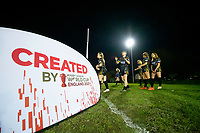 Picture by Allan McKenzie/SWpix.com - 25/02/2019 - Rugby League - CreatedBy RLWC2021 - South Leeds Spartans - Leeds Corinthians RUFC, Middleton, England - South Leeds Spartans train.