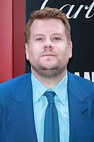 NEW YORK, NY - JUNE 5: James Corden at Ocean&rsquo;s 8 World Premiere at Alice Tully Hall on June 5, 2018 in New York City. <br /> CAP/MPI99<br /> &copy;MPI99/Capital Pictures