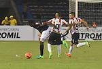 Atlético Junior venció como local 2-0 a Independiente Medellín. Fecha 15 Liga Águila I-2017.
