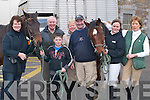 Enjoying the hunt in Killarney St. Stephens Day were L/R: Angela McSweeney, Dean Slattery, Mike Cronin, Marion OGrady, Tom McSweeney, Amada McSweeney, and Sandra OConnor all Glenflesk..3