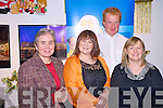 Pictured at the Europe Direct International concert of Christmas carols in the Killarney Library on Tuesday evening were MAry Murray, Mary Culloty O'Sullivan, Cormac Dineen and Noiri?n O'Keeffe.