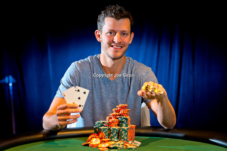 WSOP Gold Bracelet Winner Matt Waxman