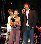 Eva Longoria Parker and Eric Winter celebrating their win..The Rally for Kids with Cancer Scavenger Cup - Winners Gala..Private Mansion, Beverly Park..Beverly Hills, CA, USA.Saturday, May 02, 2009. .Photo By Celebrityvibe.com.To license this image please call (212) 410 5354; or Email: celebrityvibe@gmail.com ;.website: www.celebrityvibe.com