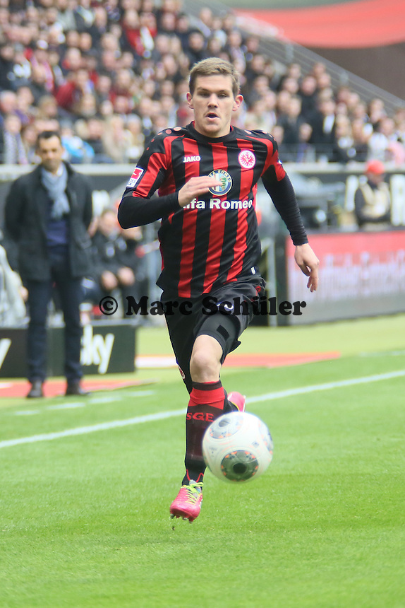 Sebastian Jung (Eintracht) - Eintracht Frankfurt vs. SV Werder Bremen