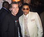 Lance Bass &amp; Nelly<br />