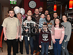 Sharon Reilly celebrating her 40th birthday with family and friends in Brú. Photo:Colin Bell/pressphotos.ie