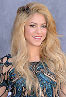 LAS VEGAS, NV - APRIL 6:  Shakira at the 49th Annual Academy of Country Music Awards at the MGM Grand Garden Arena on April 6, 2014 in Las Vegas, Nevada.MPIPG/Starlitepics