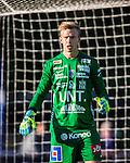 Uppsala 2014-06-26 Fotboll Superettan IK Sirius - IFK V&auml;rnamo :  <br /> Sirius m&aring;lvakt Andreas Andersson <br /> (Foto: Kenta J&ouml;nsson) Nyckelord:  Superettan Sirius IKS Studenternas IFK V&auml;rnamo portr&auml;tt portrait