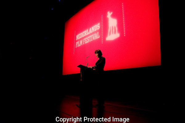 Utrecht, 28-09-2010.Nederlands Film festival.Kort, Stadsschouwburg, Willemien van Aalst.Foto: Robert Tjalondo