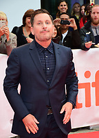 Emilio Estevez at the premiere of 'The Public' during the 2018 Toronto International Film Festival held on September 9, 2018 in Toronto, Canada. <br /> CAP/KNM<br /> &copy;IkonMediia/Capital Pictures