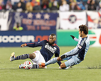 New England Revolution vs Sporting Kansas City, April 26, 2014