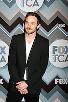 LOS ANGELES - JAN 8:  Shaun Ashmore attends the FOX TV 2013 TCA Winter Press Tour at Langham Huntington Hotel on January 8, 2013 in Pasadena, CA