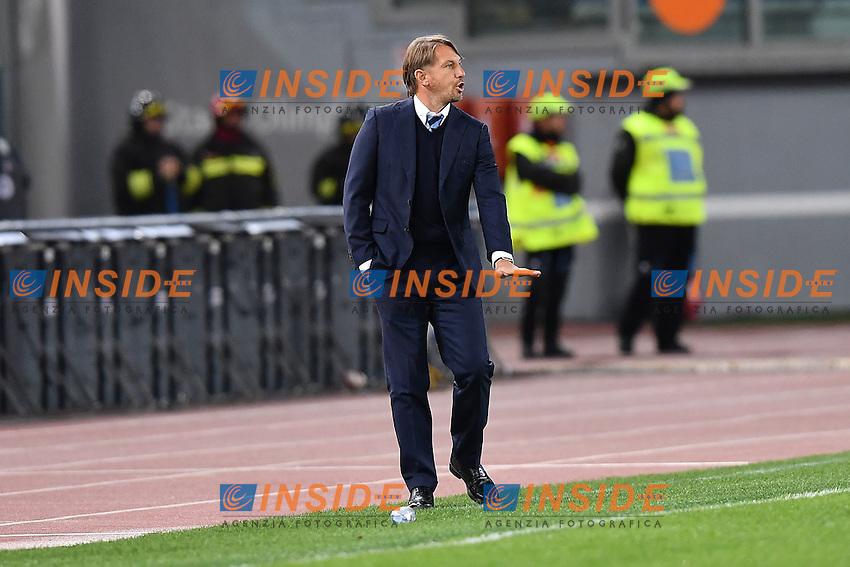Roma 28-10-2016 Stadio Olimpico - Supercoppa Primavera . Young League Supercup / AS Roma - Inter / foto Antonello Sammarco/Image Sport/Insidefoto<br /> nella foto: Stefano Vecchi