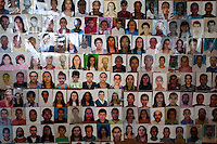 Salvador_BA, Brasil...Sala de promessas no interior da Igreja do Bonfimem Salvador, Bahia...Room promises within the Bonfim Church Salvador, Bahia...Foto: JOAO MARCOS ROSA / NITRO
