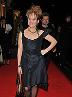 Lorraine Ashbourne at the BAFTAs fundraising gala dinner & auction, The savoy Hotel, The Strand, London, England, UK, on Friday 08th February 2019.<br /> CAP/CAN<br /> ©CAN/Capital Pictures