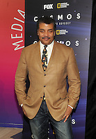 BEVERLY HILLS, CA - AUGUST 3: Neil DeGrasse Tyson arrives at the Fox And National Geographic Channel Presents A Screening Of 'Cosmos: A Spacetime Odyssey' at The Paley Center for Media on August 3, 2014 in Beverly Hills, California. PGFM/Starlitepics
