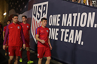 Carson, CA - Sunday January 28, 2018: USMNT prior to an international friendly between the men's national teams of the United States (USA) and Bosnia and Herzegovina (BIH) at the StubHub Center.
