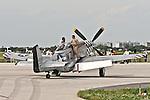 10.06.2010, ILA Internationalen Luftfahrt-Ausstellung ,Flughafen Schönefeld Berlin, GER, im Bild North American Aviation P-51 Mustang Foto © nph / Hammes