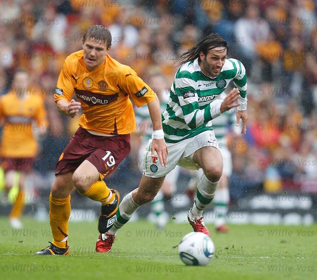Shaun Hutchinson and Georgios Samaras