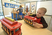 Amazeum: Children's Museum of Pittsburg exhibit