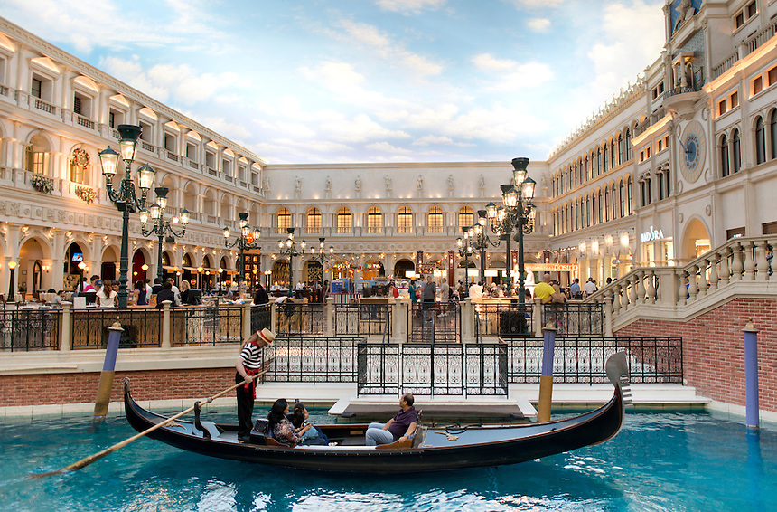 The Venetian Hotel, Las Vegas, Nevada, USA