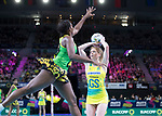 Fast5 2017<br /> Fast 5 Netball World Series<br /> Hisense Arena Melbourne<br /> Match <br /> Australia v Jamaica<br /> Tegan Philip Australia<br /> <br /> <br /> <br /> <br /> Photo: Grant Treeby