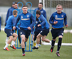 Fraser Aird and Darren Ramsay