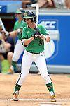 CHAPEL HILL, NC - MAY 11: Notre Dame's Morgan Reed. The #4 Boston College Eagles played the #5 University of Notre Dame Fighting Irish on May 11, 2017, at Anderson Softball Stadium in Chapel Hill, NC in a 2017 Atlantic Coast Conference Tournament Quarterfinal Softball game. Notre Dame won the game 9-5 in eight innings.