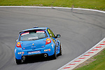 Kim Andersson - Team Pyro Renault Clio Cup UK