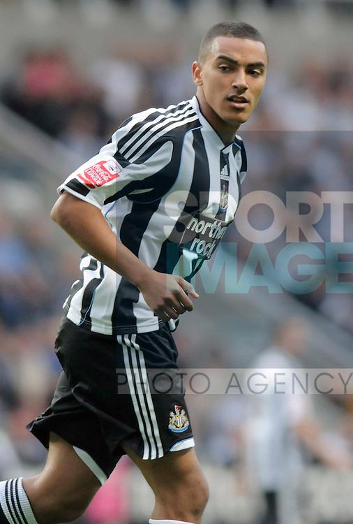 Newcastle's Danny Simpson.