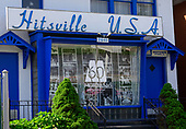 Exterior of the Motown Museum at 2648 West Grand Boulevard in Detroit, Michigan on Saturday, June 29, 2018.<br /> Credit: Ron Sachs / CNP