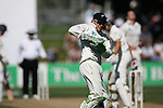 Brendon McCullum. Test cricket: New Zealand v England. 15 March 2008, Basin Reserve, Wellington.