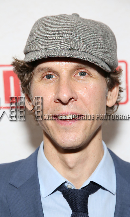 Aaron Halva attends the Broadway Opening Night After Party for  'Indecent' at Bryant Park Grill on April 18, 2017 in New York City.