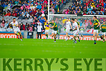 James O'Donoghue, Kerry in Action Against  Tyrone in the All Ireland Semi Final at Croke Park on Sunday.