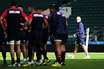 17/09/2015 - England Captains run - Rugby World Cup 2015 - Twickenham Stadium - London - UK