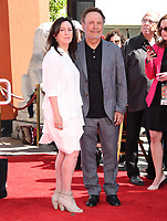12 April 2019 - Hollywood, California - Janice Crystal, Billy Crystal. TCM Honors Billy Crystal With A Hand and Footprint Ceremony held at the TCL Chinese Theatre. Photo Credit: Birdie Thompson/AdMedia