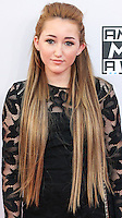LOS ANGELES, CA, USA - NOVEMBER 23: Noah Cyrus arrives at the 2014 American Music Awards held at Nokia Theatre L.A. Live on November 23, 2014 in Los Angeles, California, United States. (Photo by Xavier Collin/Celebrity Monitor)