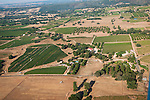 Over Amador County-Shenandoah Valley--Cooper Vineyards and Ranch