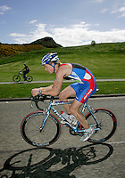 13 MAY 2006 - EDINBURGH, GBR - Fraser Cartmell - British Duathlon Championships (PHOTO (C) NIGEL FARROW)