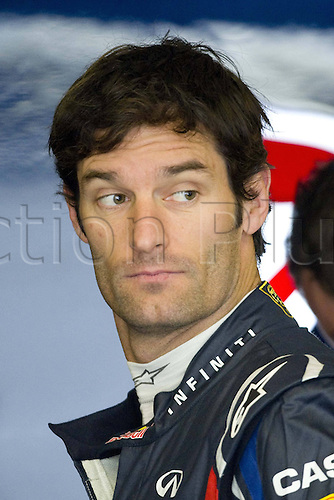 22 07 2011  Mark Webber (aus) Red Bull Racing Portrait  2011 Formula 1 grand Prix from Germany at Nuerburgring in Nuerburg Germany